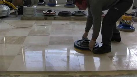 easy kit for polishing marble floors supershine