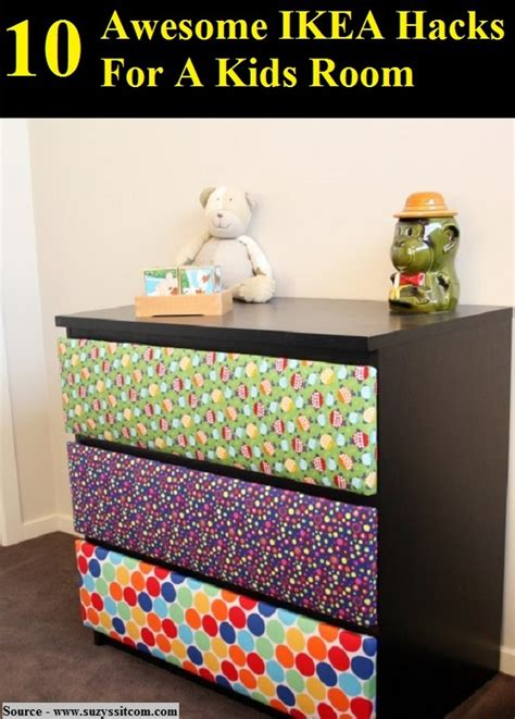 10 awesome diy ikea hacks for any kids room shelterness 10 awesome ikea hacks for a kids room home and life tips