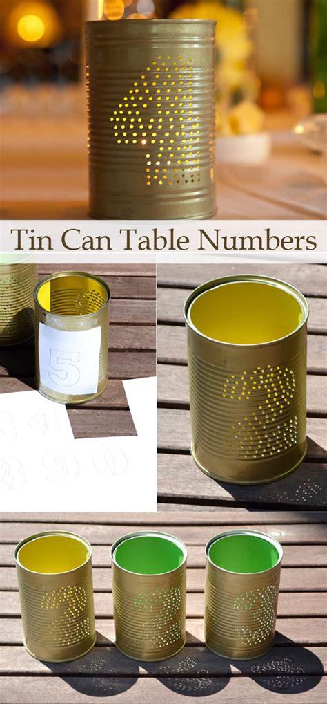 diy wedding ideas top 10 diy wedding table number ideas with tutorials