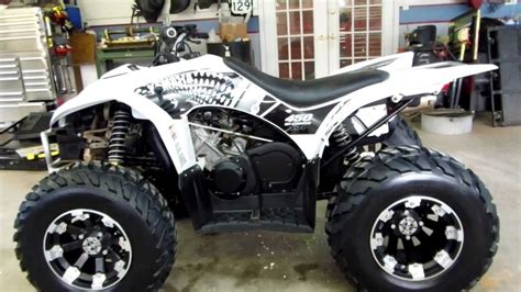 Wolverine Graphic 4 yamaha wolverine 450 graphics