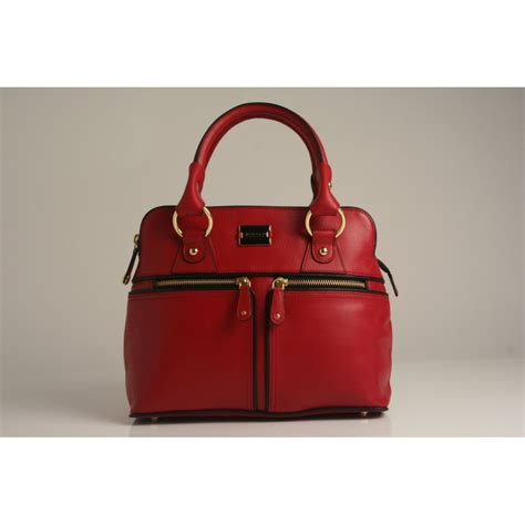 Accessory Of The Week The Bag 3 by Pippa Mini 3 Compartment Grab Bag In Lipstick