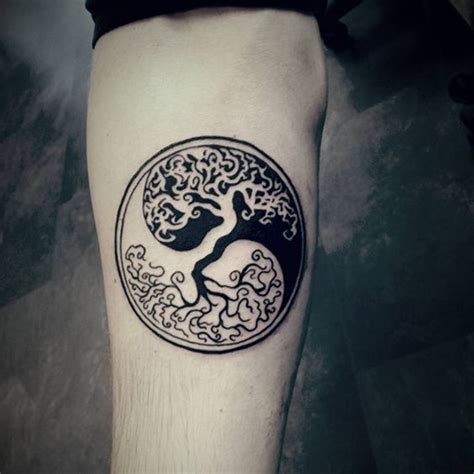 yin yang tattoo on arm yin yang sign tattoos 2018 best tattoos 2018 designs