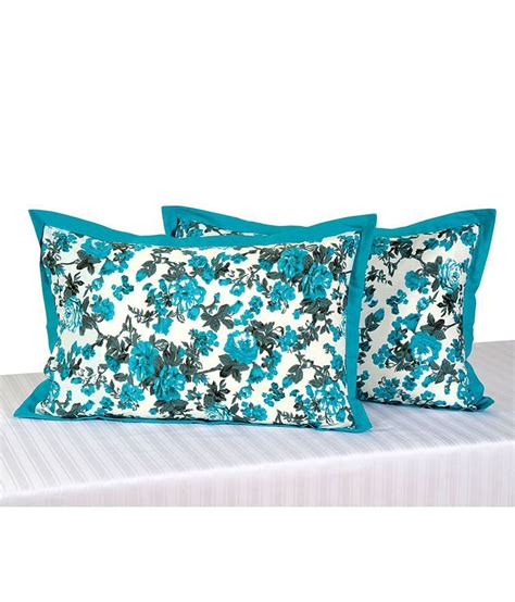 pillow deals swayam printed pillow cover set of 2 snapdeal price