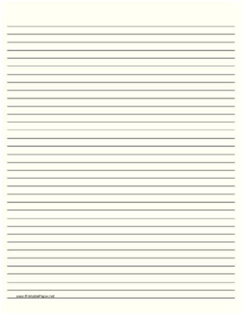 printable lined paper dark lines printable lined paper pale yellow medium black lines