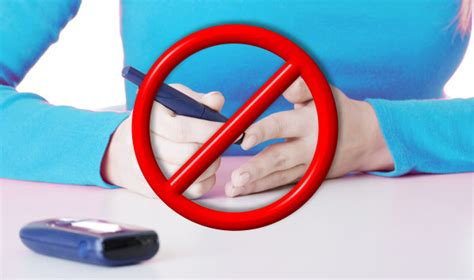 glucose monitor eliminates finger pricks health tech