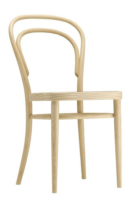 sedie tonnet sedie di design la duecentenaria storia di thonet