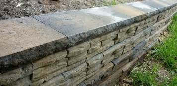 How to build a stackable retaining wall 8 jpg