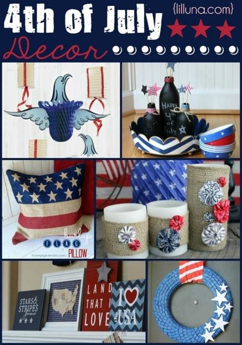 fourth of july home decorations pin by home and garden design ideas on fourth of july decor ideas p