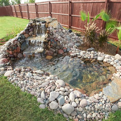 20 diy backyard pond ideas on a budget that you will