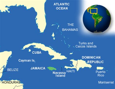 map world jamaica jamaica facts culture recipes language government