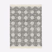 west elm circles rug patterned rugs west elm