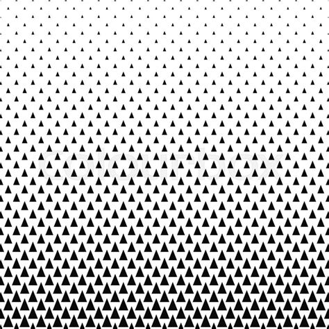 black and white triangle pattern repeating black and white vector triangle pattern