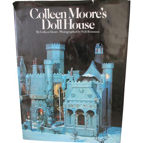 colleen moore doll house colleen moore s doll house book from nostalgicimages on ruby lane