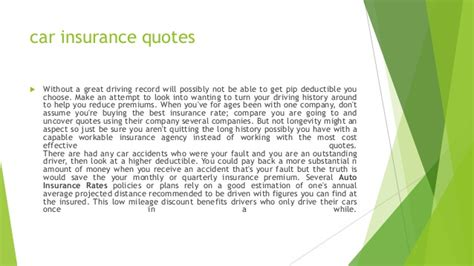 Discount Car Insurance Rates by 11 Auto Insurance Rates A Grade Discount For Drivers