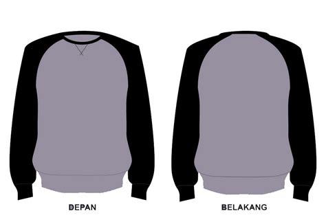 desain gambar jemper download desain sweater polos kosong format psd photoshop