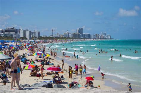 imagenes en vivo de miami beach 191 por qu 233 la arena en miami beach se est 225 agotando miami