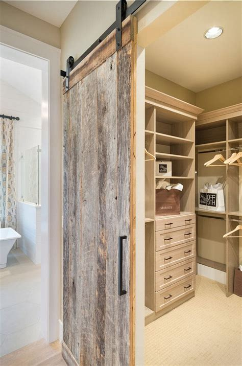 Barn Doors For Closets Closet Walk In Closet Ideas Beautiful Sliding Barn Doors Made Of Reclaimed Barn Wood Closet