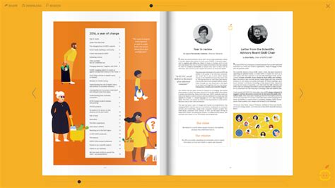 report layout design sles 20 annual report designs for your inspiration