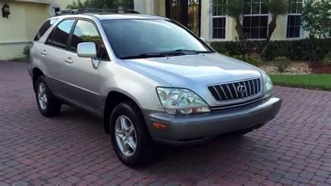 lexus rx 2002 sold 2002 lexus rx300 suv for sale by autohaus of naples