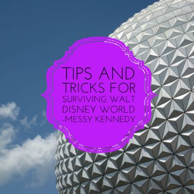 250 tips and tricks for walt disney world resort books kennedy around here is and we