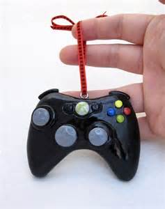 create your own xbox 360 controller ornament