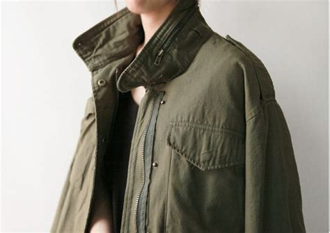 Couture Bomber Jacket For Cold Weather Season by Best 25 Army Green Jackets Ideas On Green
