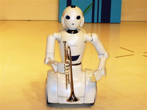 toyota partner robot robot toyota partner robot ver 7 dj robot robotics today