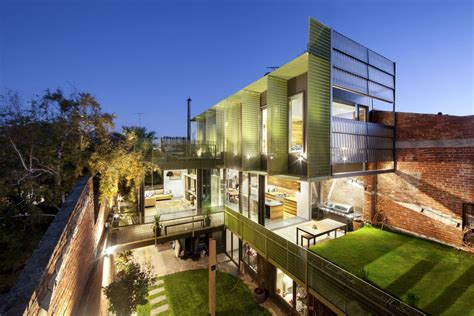 warehouse conversion in fitzroy north australia