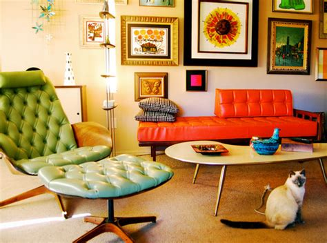 retro room ideas pretty brunette 15 interior design