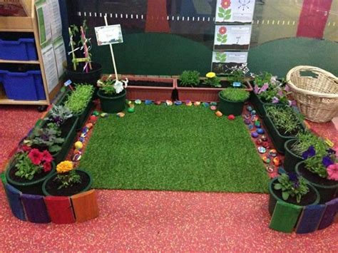 Preschool Garden Ideas An Indoor Garden At The Unicorn Honeysuckle Image Shared By International Child Care