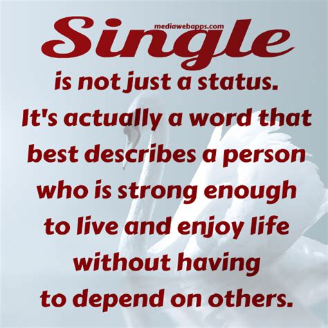 Single Quotes Being Single I M So Lonely