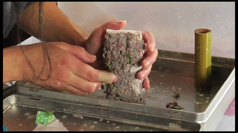 How To Make Pulp Paper - how to use waste paper pulp to sculpt a flower vase