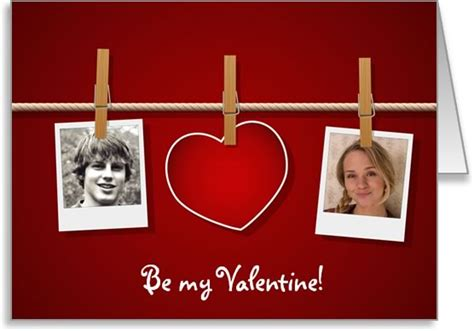 valentines cards template wor free photo card templates ms word format
