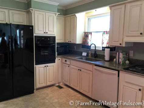 hometalk kitchen cabinet refacing on a budget