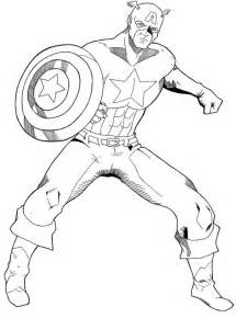 america coloring pages captain america coloring page coloring home