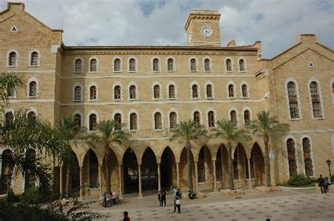 American Of Beirut Mba Ranking by Aub And View Of The Sea Picture Of American