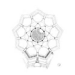 Temple Floor Plan Lotus Temple Bah 225 237 House Of Worship Data Photos