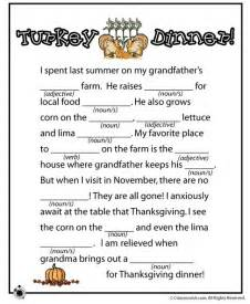 printable thanksgiving games best thanksgiving printables placemats activities
