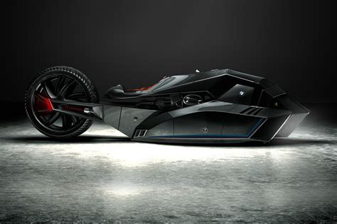 Motorrad Motorcycle by Bmw Titan Motorcycle Concept