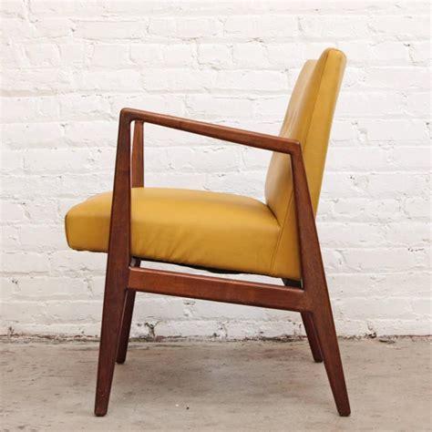 jens risom armchair jens risom 1103 walnut armchair for sale at 1stdibs