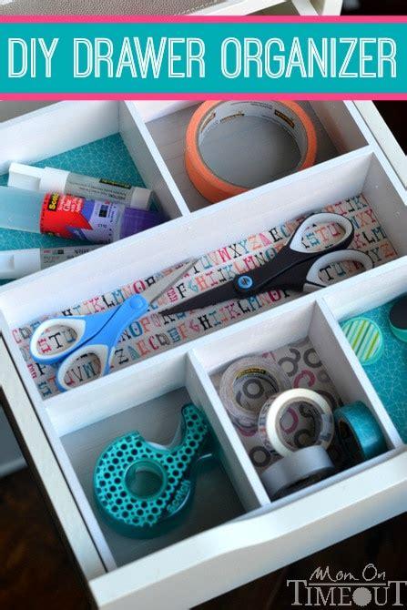 diy desk drawers diy drawer organizer scotchexp on timeout