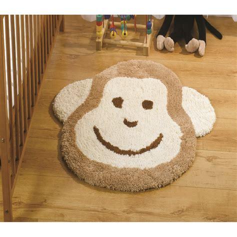 monkey rugs cheeky monkey nursery children s rug carpet runners uk