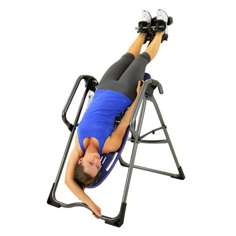 bridge inversion table teeter hang ups ep 860 inversion table with free