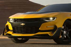 the new bumblebee car michael bay reveals bumblebee s new look for transformers