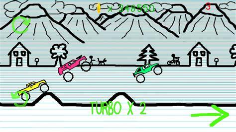 doodle racer doodle race دانلود نصب برنامه اندروید کافه بازار