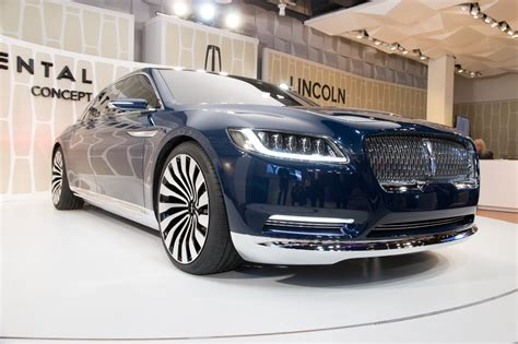 lincoln continental new 2015 2015 lincoln continental
