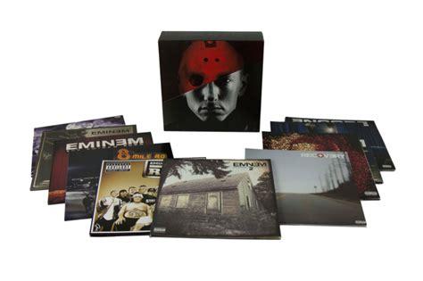 Eminem Vinyl | eminem releases career spanning vinyl box set pitchfork