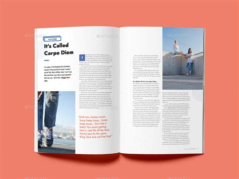 hiatus magazine template by danibernd graphicriver