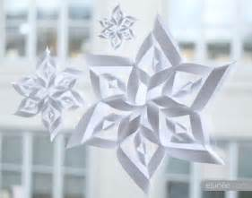Paper Snowflake Template by 100 Snowflake Templates