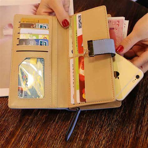 Dompet Panjang Pink finleytang dompet wanita model panjang pink